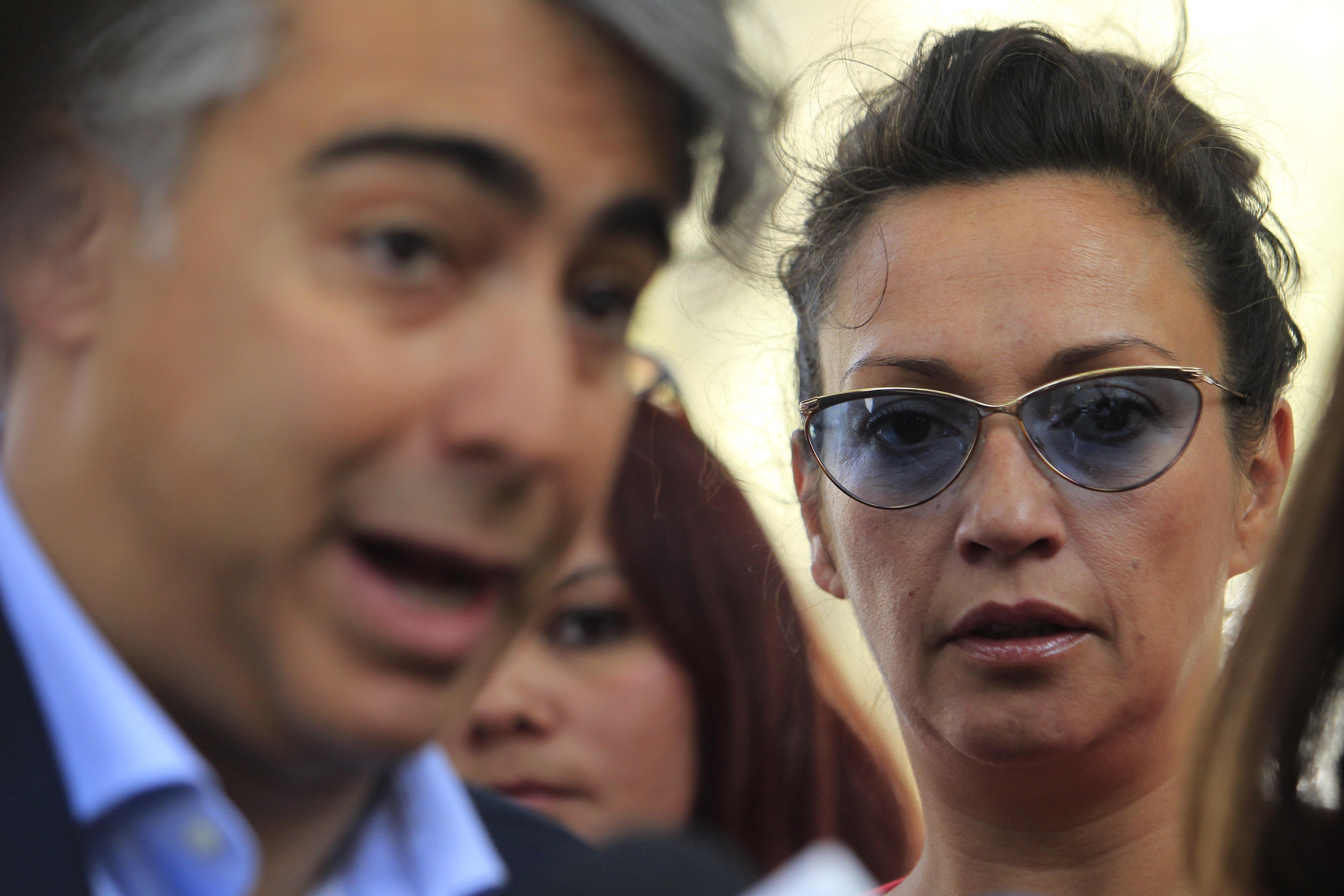 """""""Por diferencias con la directiva: Marisela Santibáñez presentó su renuncia al PRO"""""""