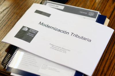 OCDE entrega apoyo a reforma tributaria impulsada por el Gobierno
