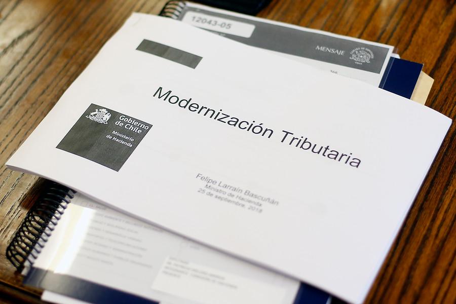 OCDE apoya reforma tributaria del Gobierno
