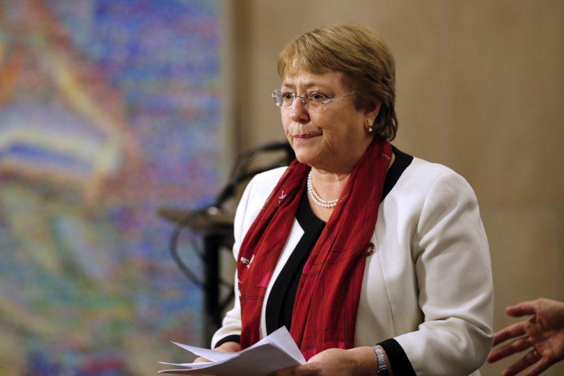 """Bachelet condenó el ataque terrorista en Nueva Zelanda: """"El racismo mata"""""""