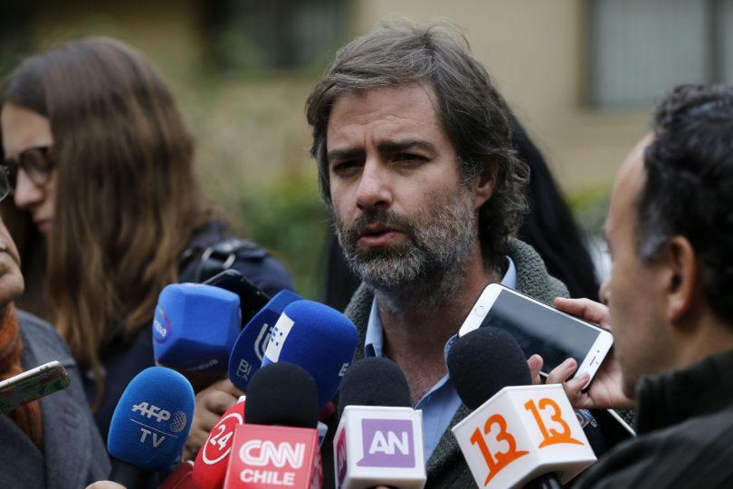 """Murillo a Ezzati: """"Luego de haber mentido con descaro, es usted quien debe probar que no es encubridor"""""""