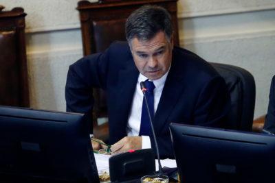 """Gobierno respondió a las críticas de Ossandón a Piñera: """"No es el minuto para candidaturas presidenciales"""""""