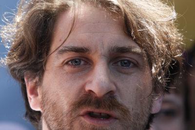 """Gonzalo Winter por crisis en Argentina: """"Nunca discutimos los problemas de países con gobiernos afines a nuestro modelo"""""""