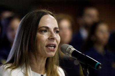 """Ministra Plá por casos Abreu y López: """"Denuncias corrieron el velo del silencio"""""""