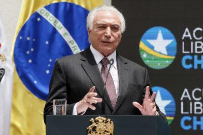 Caso Lava Jato: ex presidente Michel Temer es detenido por corrupción