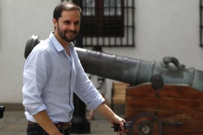 Jaime Bellolio despeja las dudas de su futuro político y continuará militando en la UDI