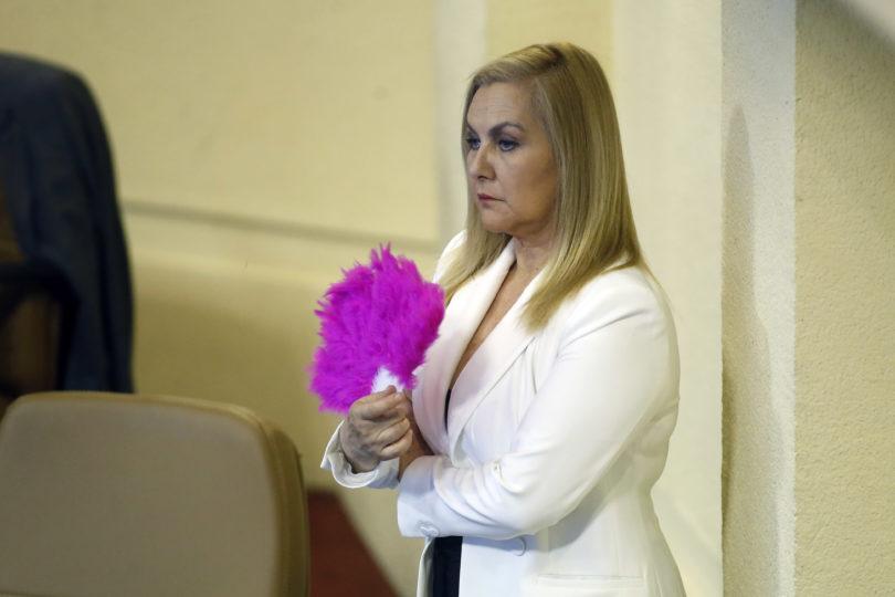 """""""Esta es la lista completa"""": Pamela Jiles viraliza nombres de diputados que aprobaron el cobro por medidores"""