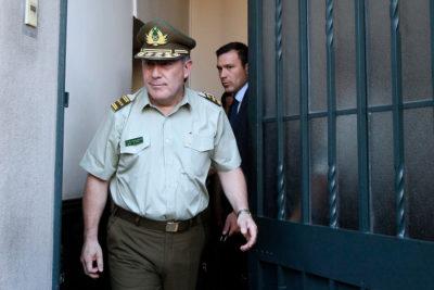 Gastos reservados: Fiscalía indaga eventuales pagos millonarios a ex general Hermes Soto