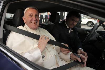 Marca mundial: Un tercio de las diócesis del país están intervenidas por el Papa
