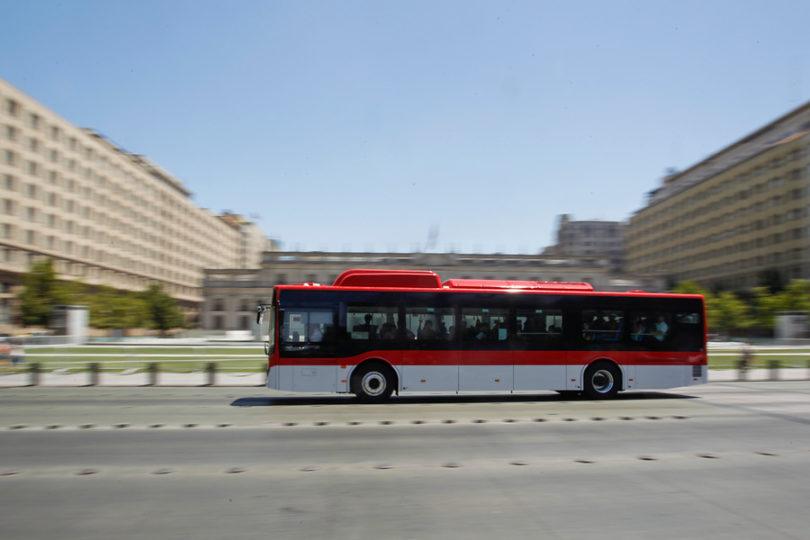 """RED: el nuevo sistema de transporte o """"El color de tu corazón"""""""
