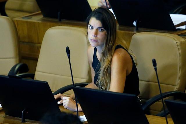 """""""Este es el Piñera que dice acoger demandas feministas"""": Maite Orsini critica solicitud protocolar machista por visita de Bolsonaro"""