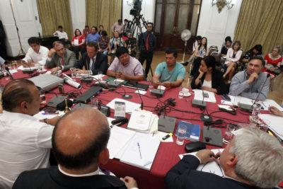 Diputados retoman labores con caso Catrillanca y reforma a las pensiones