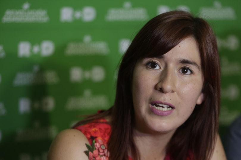 """Presidenta RD cuestiona al gobierno de Bachelet por su rol en la agenda de género: """"Le faltó audacia"""""""
