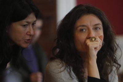 """""""Y nosotros éramos ideológicos"""": Valentina Quiroga cuestiona respuesta de Cubillos a investigación UC por Admisión Justa"""