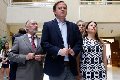 """DC pide a Contraloría indagar las cuentas bots que apoyan """"Admisión Justa"""""""