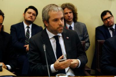 """Blumel y pedido del PS de """"no injuriar"""" a Bachelet: """"Cuando se deteriora el diálogo, es responsabilidad de todas las partes"""""""