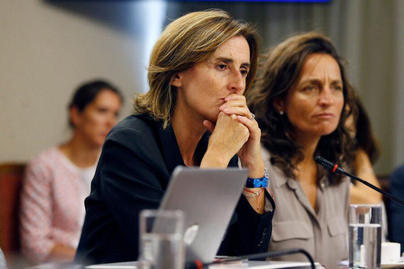 """Ministra Cubillos califica de """"preocupante"""" baja participación de mujeres en directorios de universidades"""