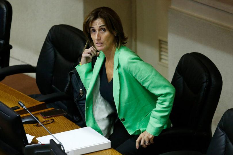 """Marcela Cubillos y bots de apoyo a Admisión Justa: """"Somos los más interesados en que se aclare el origen"""""""