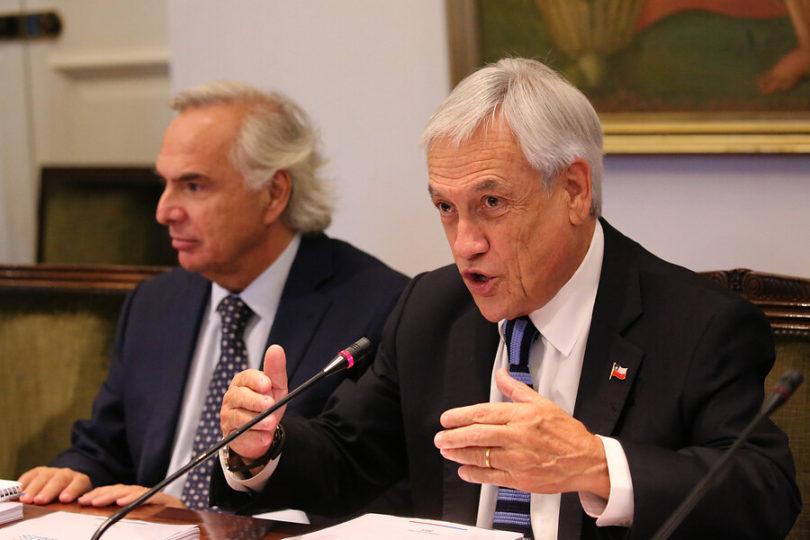 Sebastián Piñera invita a todo el gabinete a concierto de Paul McCartney