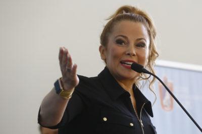Alcaldesa Barriga viraliza las disculpas públicas de la doctora Cordero y explica por qué las aceptó