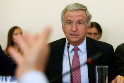 """Ministro Larraín y reforma tributaria: """"Podemos llegar con nueva propuesta"""""""