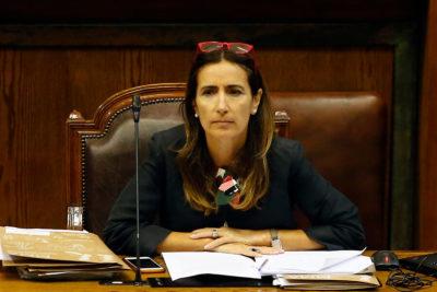 """Ministra Schmidt y la crisis del agua en Petorca: """"Tenemos que tener conciencia y no echarle la culpa a un solo sector"""""""