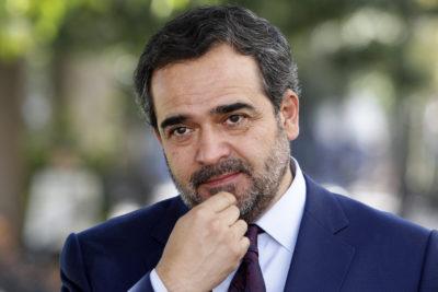 """Quintana critica respaldo del ministro Larraín a Jaime Orpis: """"Sus declaraciones no son muy aconsejables"""""""