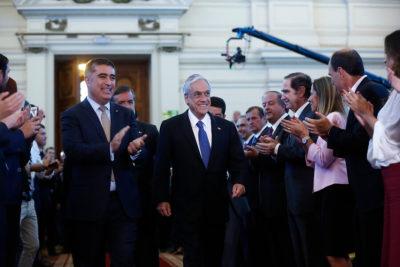 """Sebastián Piñera: """"La dictadura de Venezuela tiene los días contados"""""""