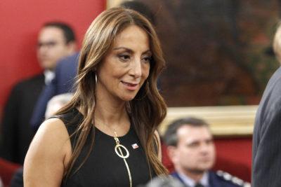 Cecilia Pérez inicia su licencia médica de diez días por operación