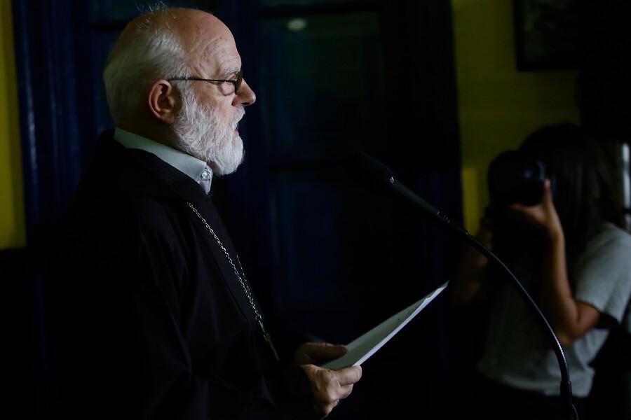 Celestino Aós viajará a Roma la próxima semana para reunirse con el Papa Francisco