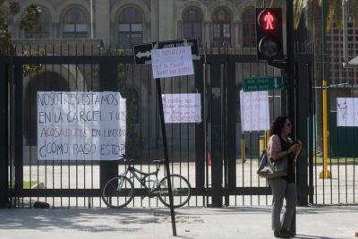 UC dice que no logró establecer situación de abuso sexual en denuncias contra funcionario
