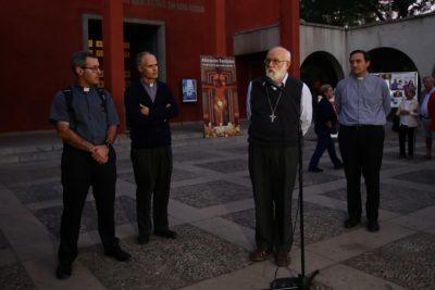 """Celestino Aós envió a España a cura denunciado en Copiapó porque estaba """"enfermo"""""""
