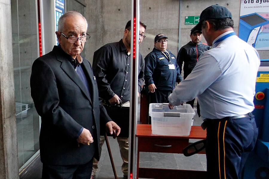 Tito Rivera fue formalizado y quedó con arresto domiciliario nocturno