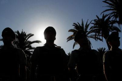 Cinco ex carabineros fueron declarados culpables por tráfico de drogas en La Pintana