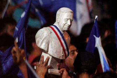 SII y Tesorería General de la República buscan recuperar 2.500 millones en impuestos no pagados por Pinochet