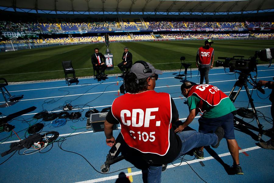 CDF compensará por partido Colo Colo-UC en 2017