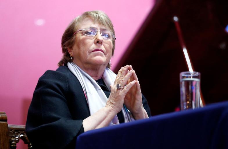 Bachelet anuncia que miembros de su oficina visitarán Venezuela la próxima semana