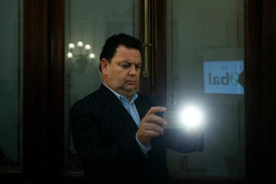 Palta Meléndez acusa a Polo Ramírez de censurar su rutina en Viña 2007