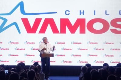 Chile Vamos celebra primer año de gobierno y se proyecta en La Moneda