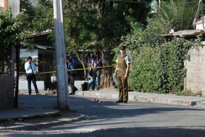 Gobierno anunció querella por femicidio del 8M en Recoleta
