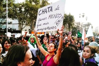 """""""Chata de ganar menos que mis compañeros"""": Blanca Lewin evidenció el principal problema que viven las actrices en Chile"""