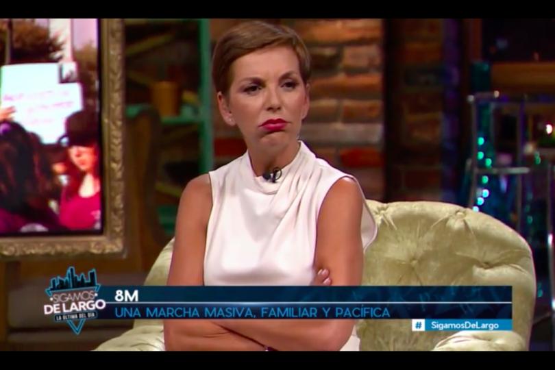 """""""Me tienen podrida con la sororidad"""": Fran García-Huidobro recibe respuesta de Mónica Rincón tras polémica frase"""