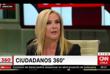 """""""Con lo que le ha costado a Piñera sacarse la imagen de pinochetista"""": comentario de Pamela Jiles sobre Bolsonaro en CNN se hace viral"""