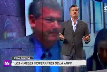 """Felipe Bianchi critica la """"inoperancia"""" de la nueva directiva de la ANFP a cuatro meses de asumir"""