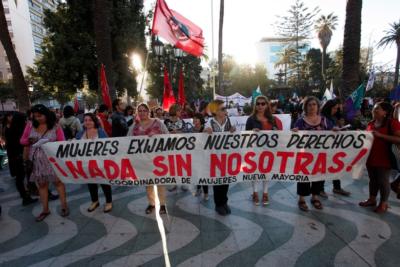 Rectores firman pacto para avanzar en igualdad de género en universidades
