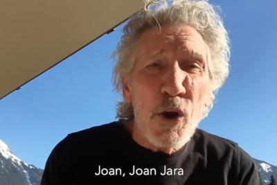 VIDEO | Roger Waters manda mensaje en apoyo a Venezuela y aprovecha de pegarle duro a Piñera