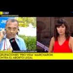 VIDEO | Líder provida pone en duda que niña de 10 años abusada y embarazada por su abuelastro haya sufrido violación