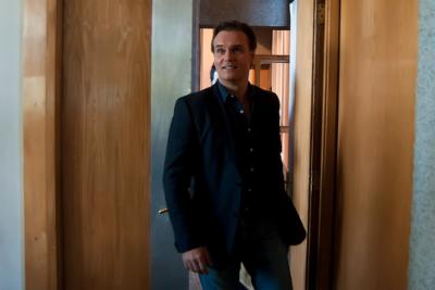 """Amaro Gómez-Pablos relata la vez que Miguel Bosé se le insinuó en una disco: """"Me sentí superado"""""""