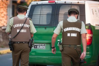 Cinco sujetos disparan y dan muerte a carabinero en Cerro Renca