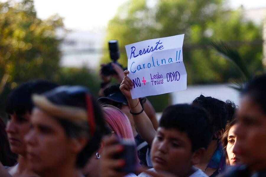 Movilh pide ayuda para encontrar a agresores de Carolina Torres tras recibir el alta médica